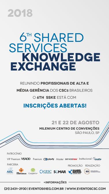 Shared Service Knowlegde Exchange