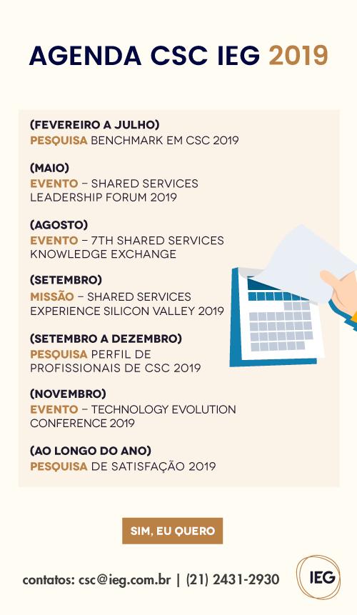 Agenda IEG 2019