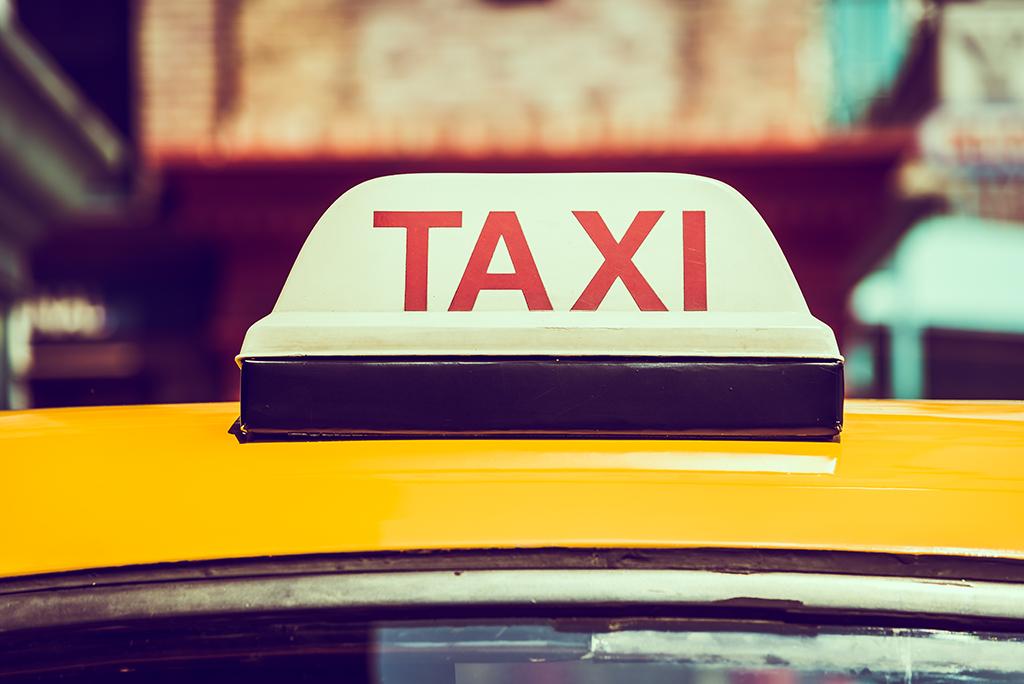 Táxi Corporativo