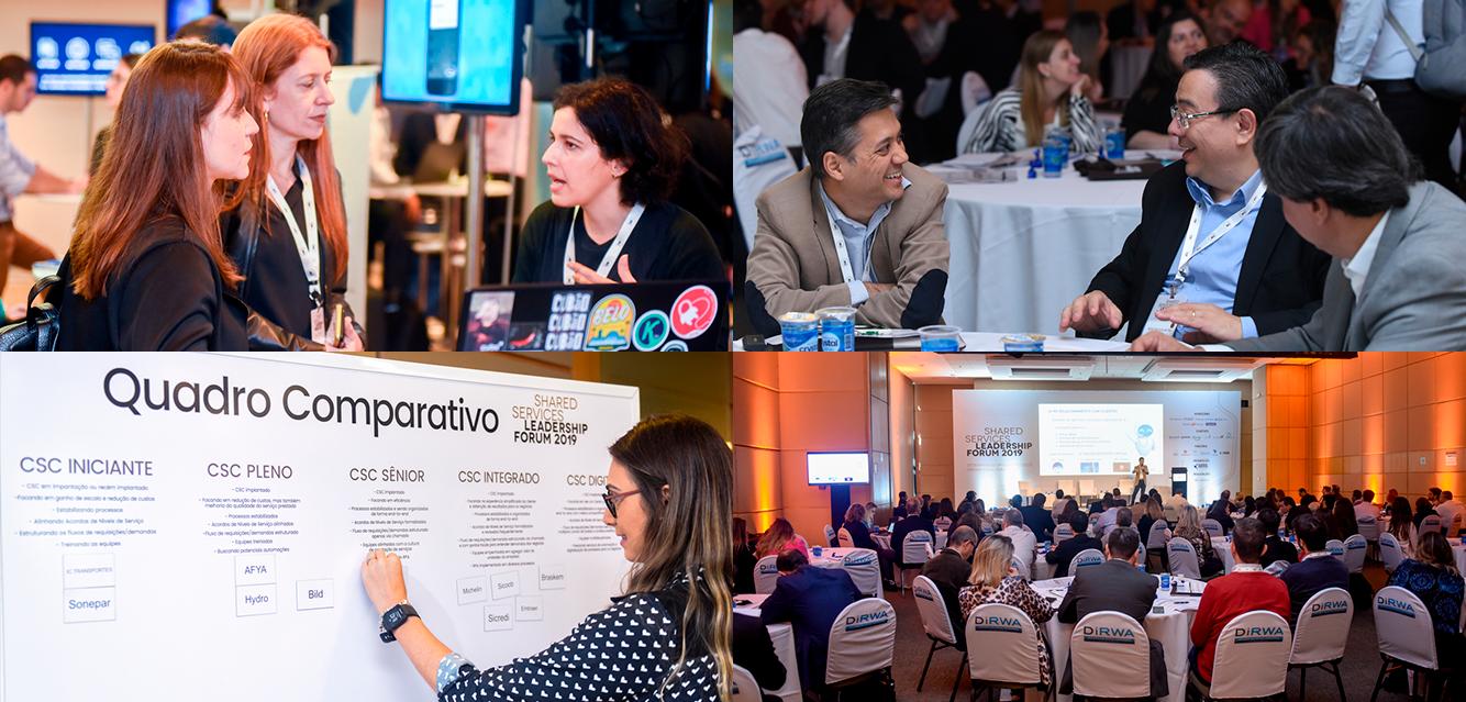 Vem aí: o Shared Services Leadership Forum 2020!